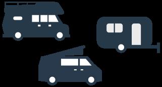 Wohnwagen & Wohnmobil Teile