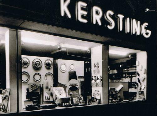 Filiale Kersting 1958