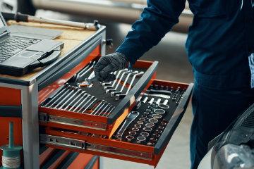 Werkstattbedarf Werkzeug